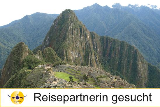 Reisepartnerin für Südamerika gesucht